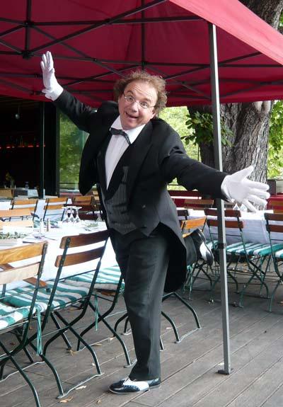 Comedykellner Heidelberg