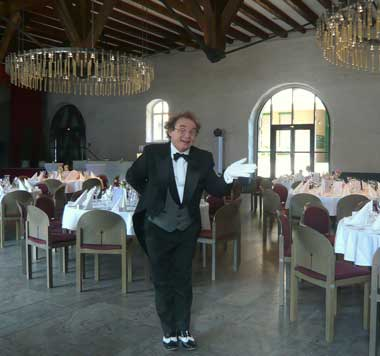 Comedykellner-Spasskellner-Besigheim