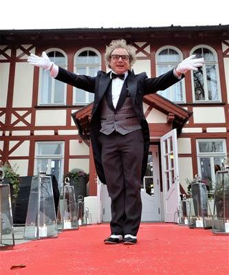 Comedykellner in Lindau